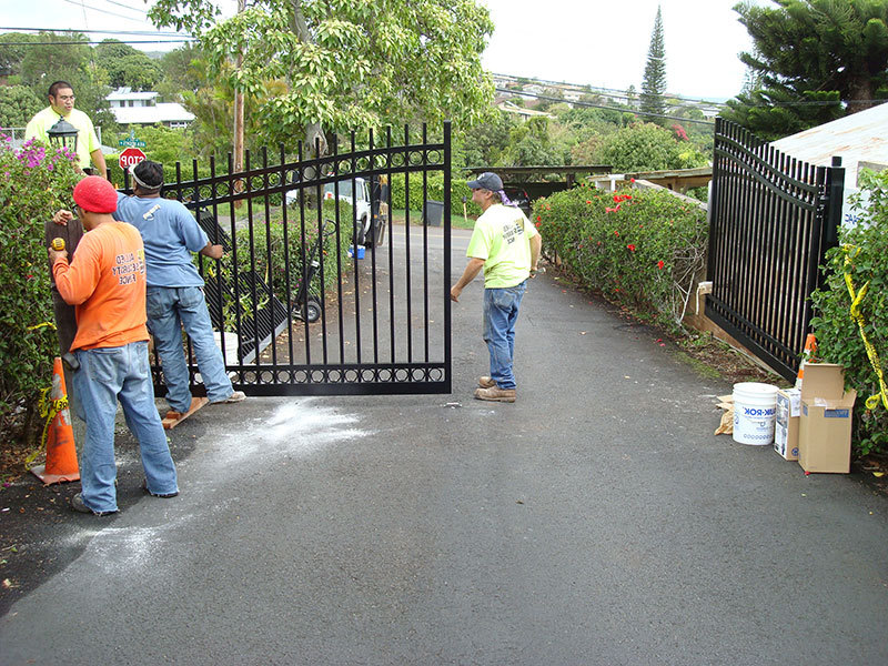Hawaii Fence Repair