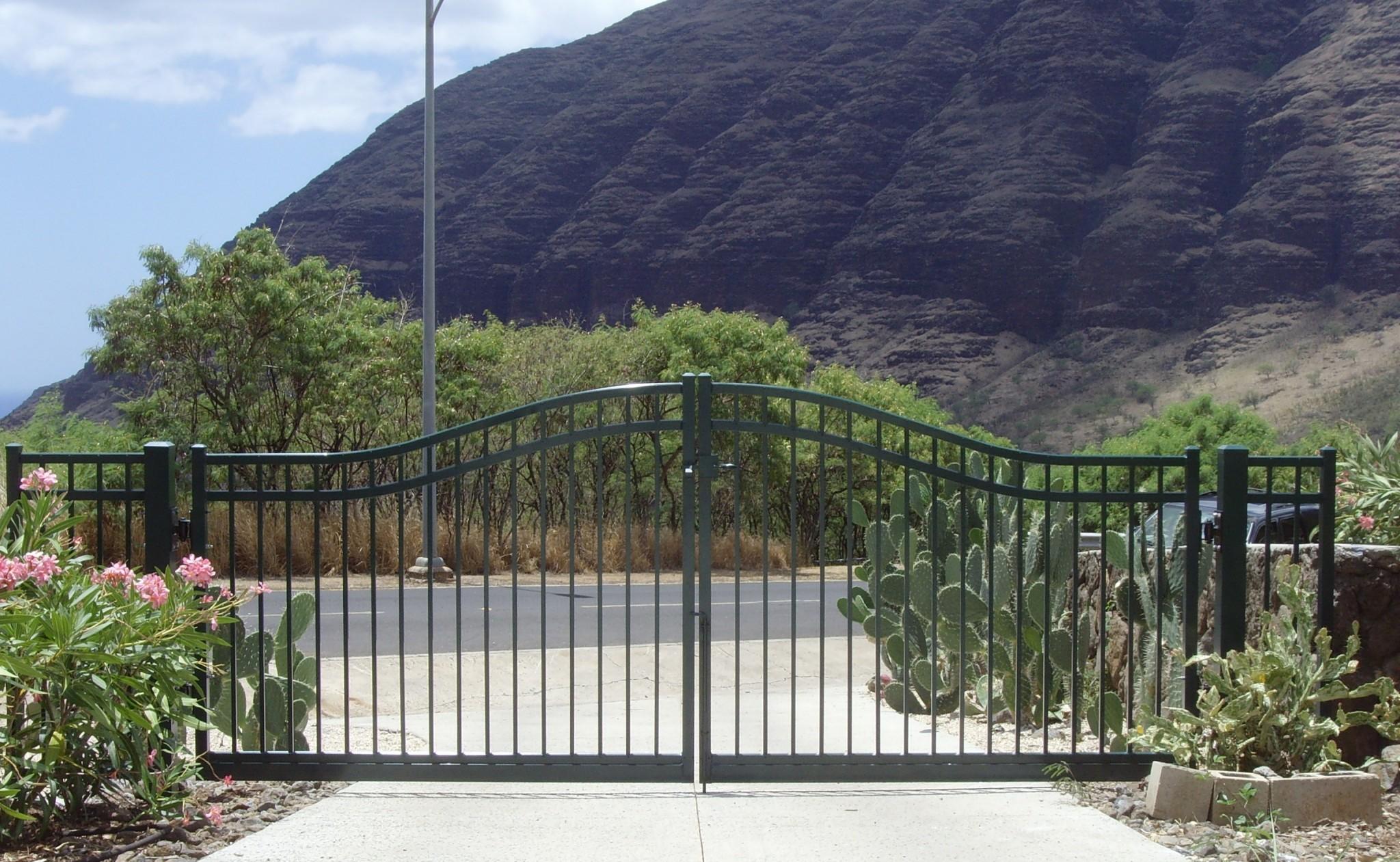 Hawaii Fence Project Gallery Oahu Hawaii Allied