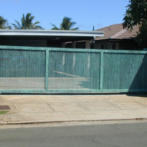Hawaii-Gates-Fence
