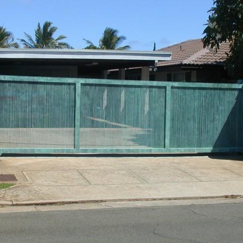 Hawaii-Gates-Fence