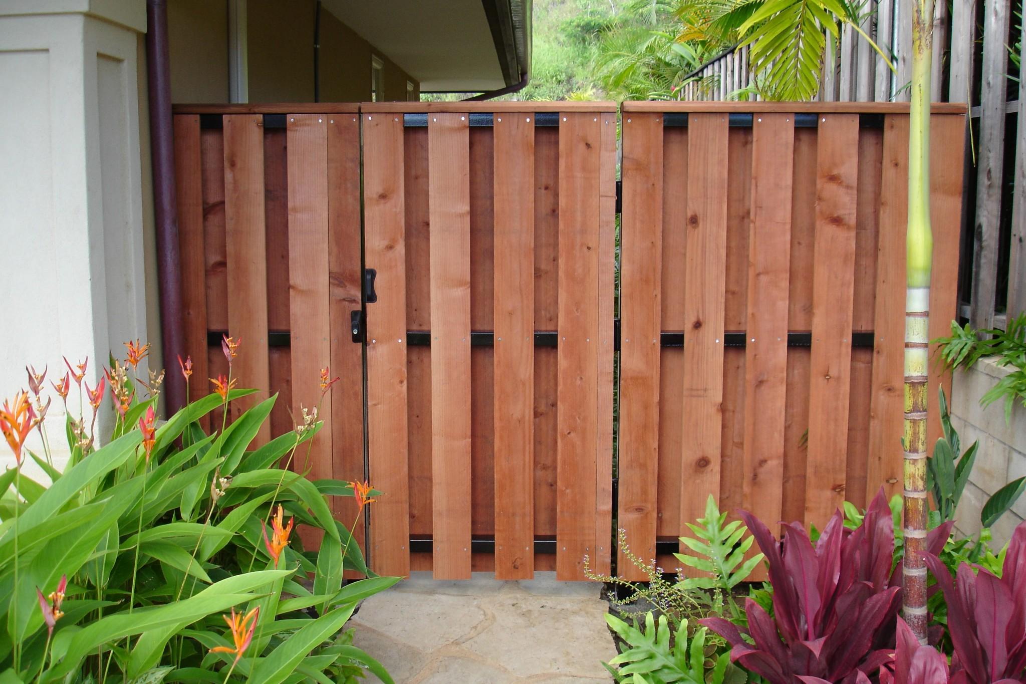 Hawaii Fence Project Gallery Oahu Hawaii