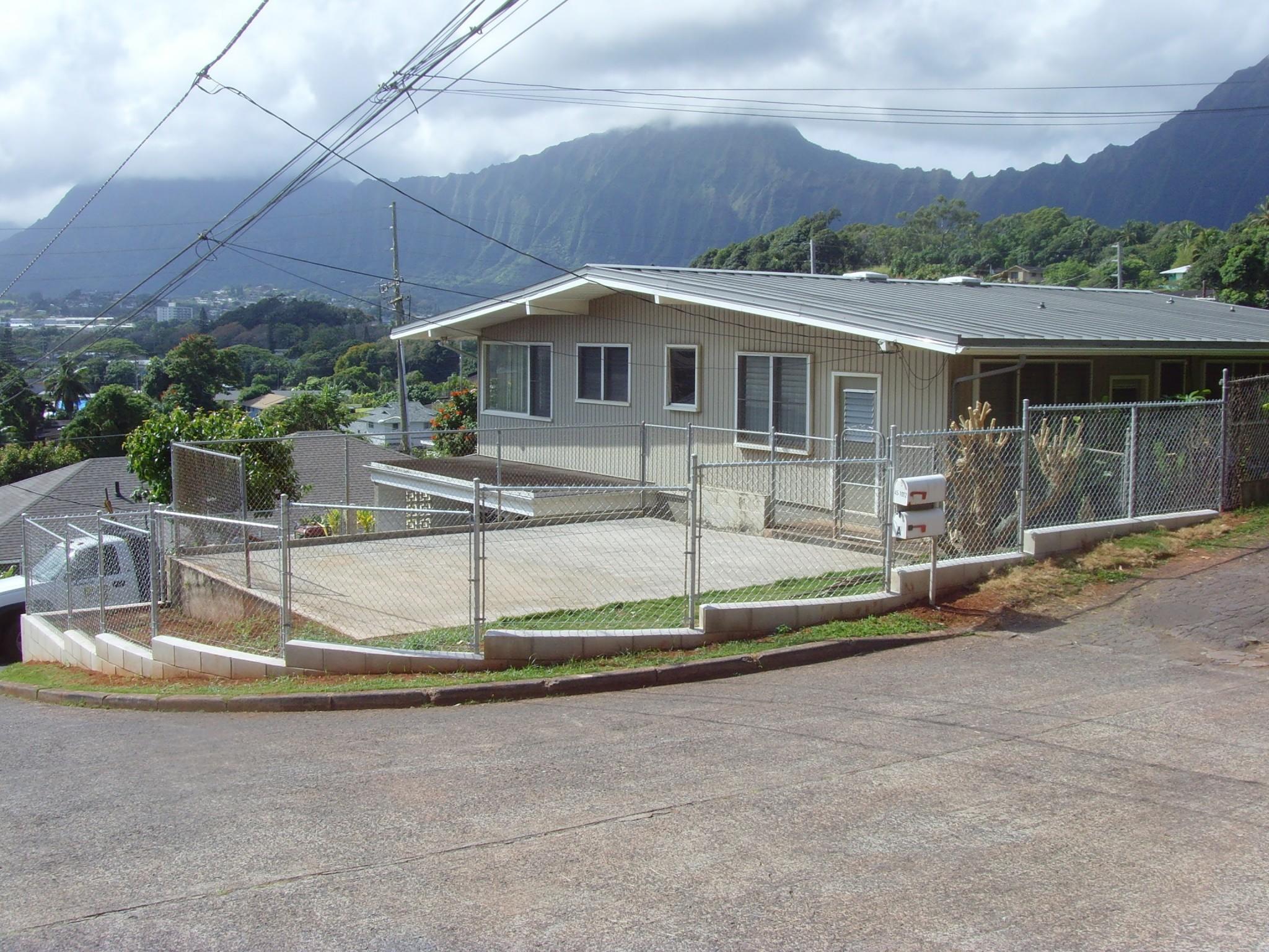 Oahu Chain Link Fence