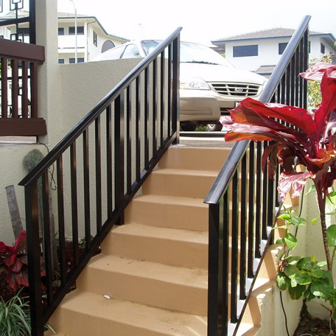Ornamental-Handrail-Stairs