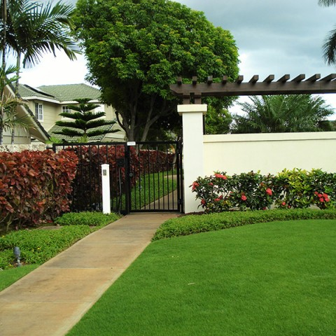 Oahu Gate Entry