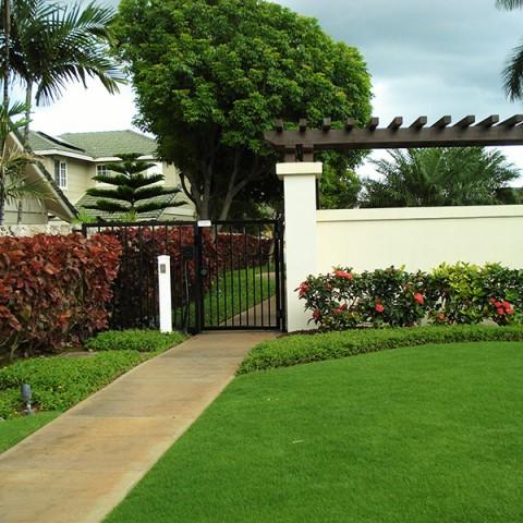 Oahu Gate Entry