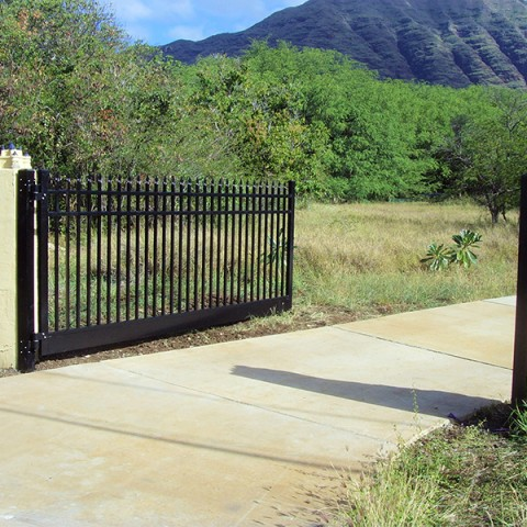 Hawaii Gate Entry System