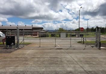 Evergreen Osco Gate